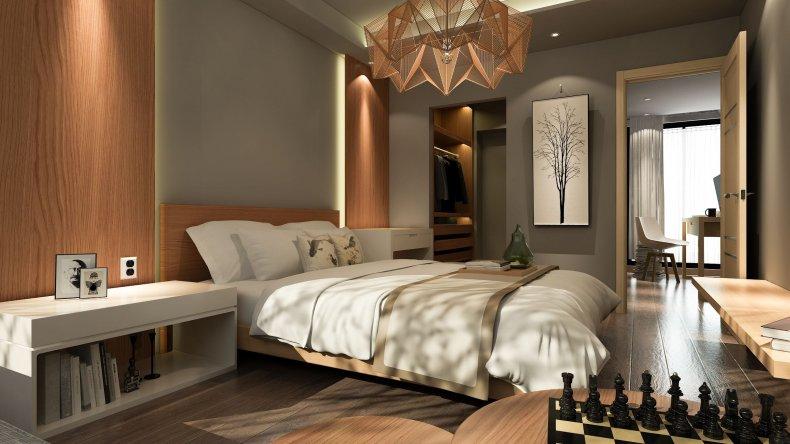 Wie man das Schlafzimmer nach Feng Shui-Regeln einrichtet ...
